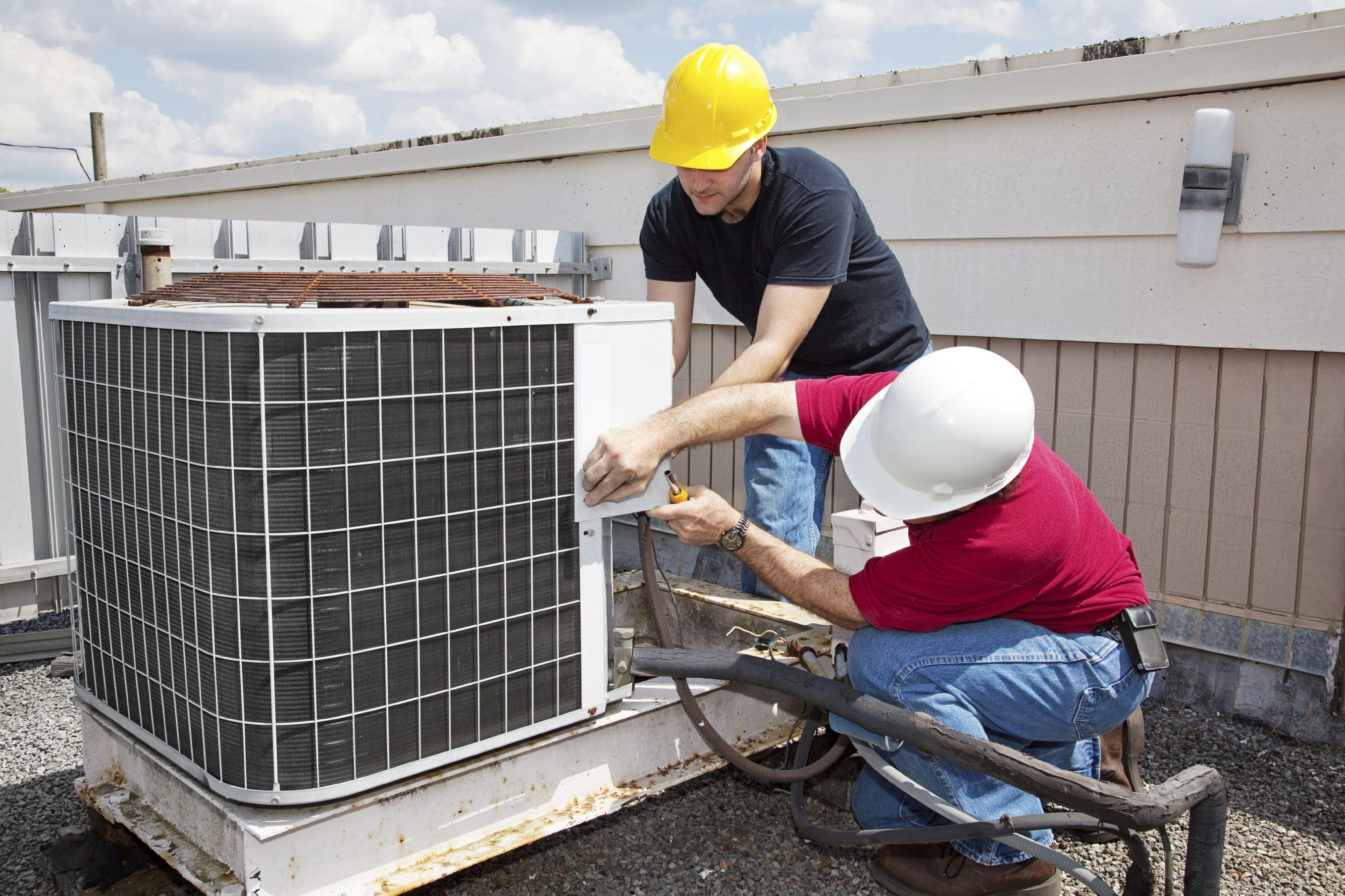 Commercial Air Conditioning Service & Repair