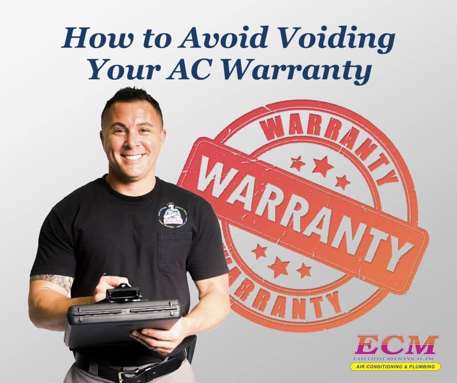 ECM-How-to-Avoid-Voiding-Your-AC-Warranty