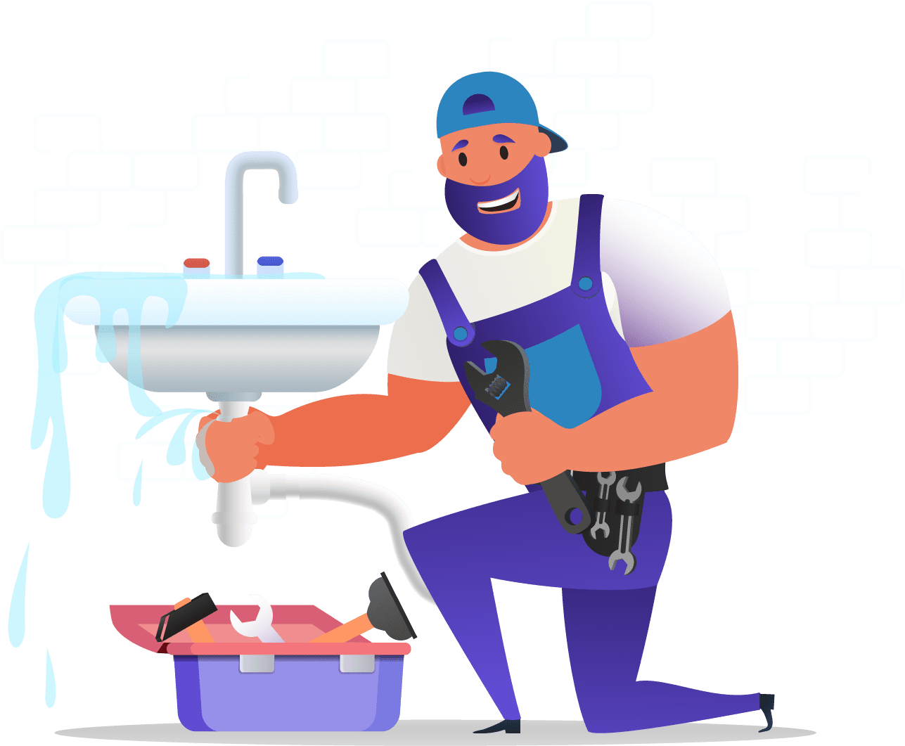 Plumbing Services | ECM Air Conditioning
