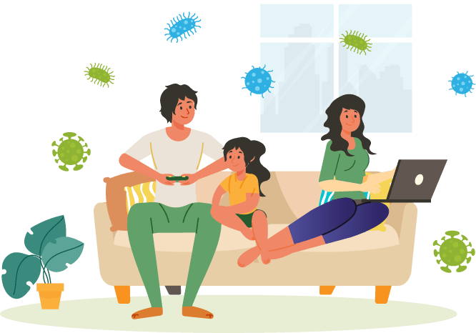 Breathe Green Indoor Sanitizing