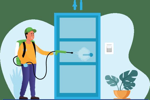 Breathe Green - Businesses Sanitizing