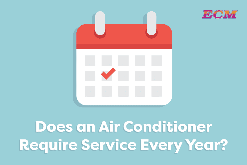 Is annual ac service required?
