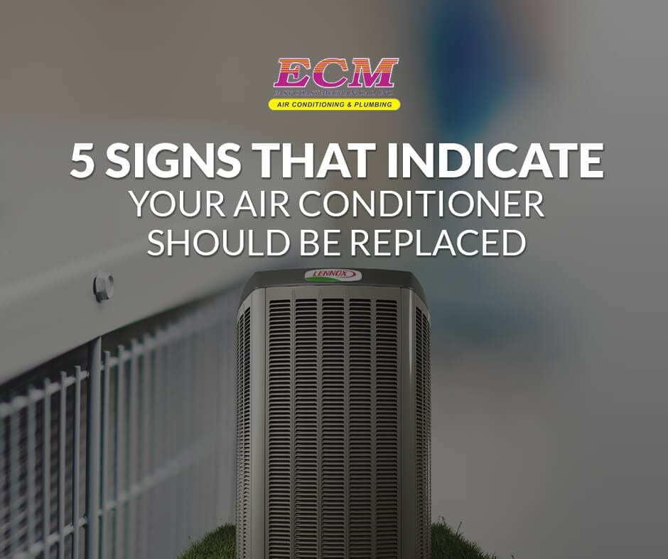 5 Signs That Indicate Your Air Conditioner Get Replaced
