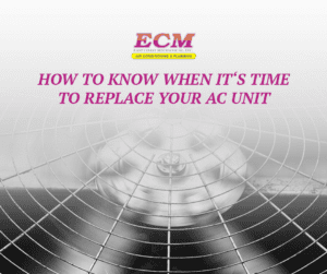 when to replace your ac unit
