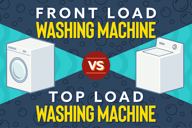 Front-Load vs Top-Load Washing Machine