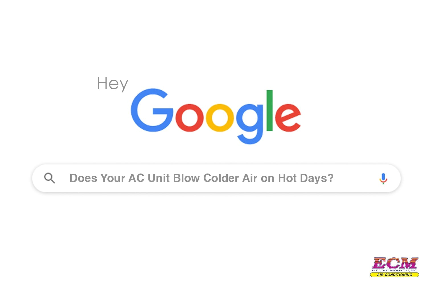 Does Your AC Blow Colder Air on Hot Days