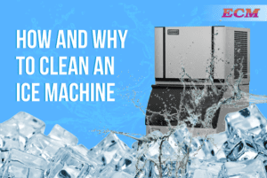 The Importance to Clean an Ice Machine