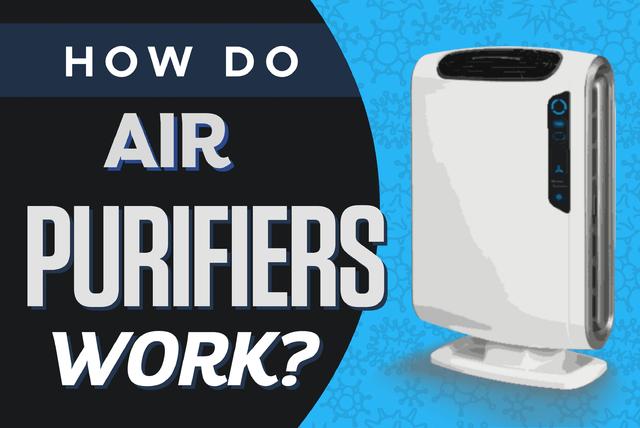 How do air purifiers work