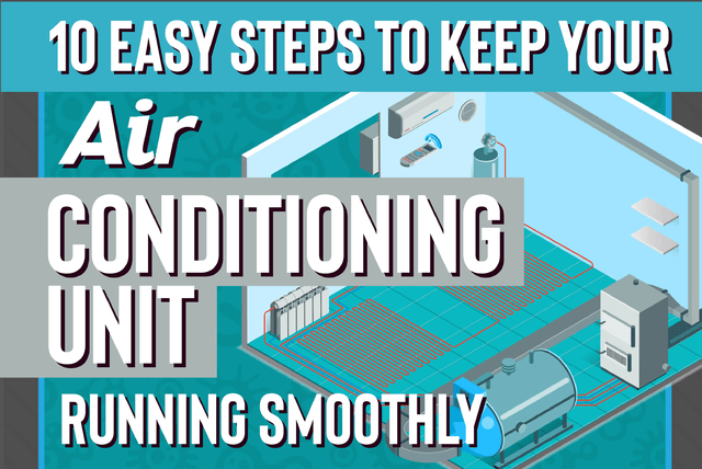 Keep Your Air-Conditioning Unit Running