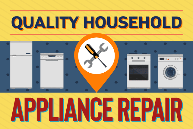 Service for Household Appliances Repair