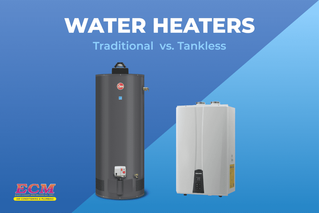 Traditional-vs-Tankless-Water-Heaters