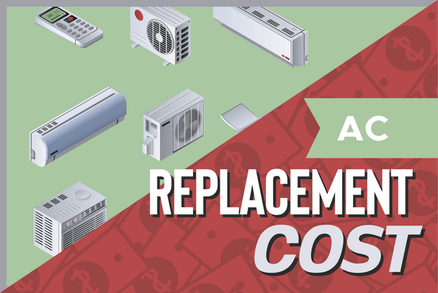 ac replacement cost