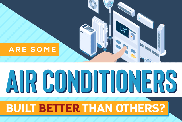 Are Some Air Conditioners Built Better Than Others?