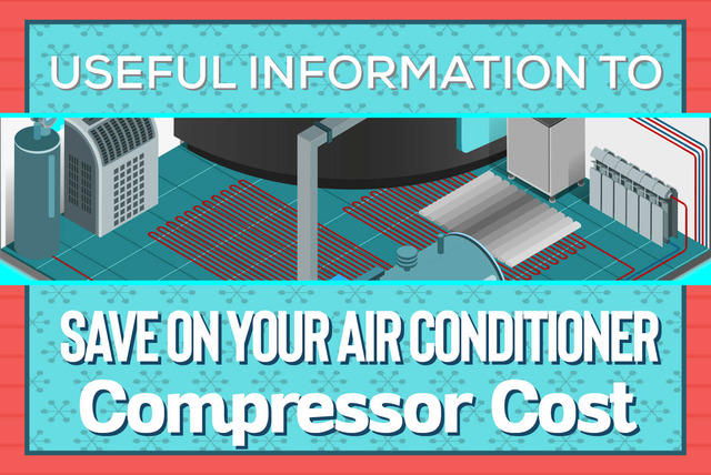 air conditioner compressor cost