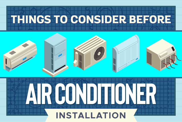 Air Conditioner Installation questions