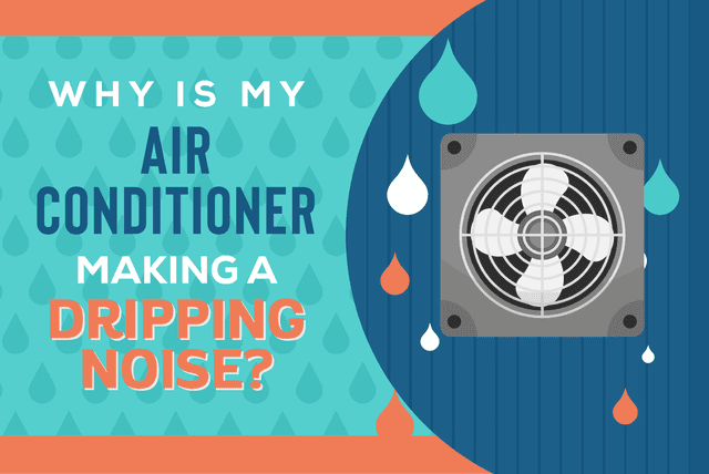 Why Is My Air Conditioner Making a Dripping Noise?