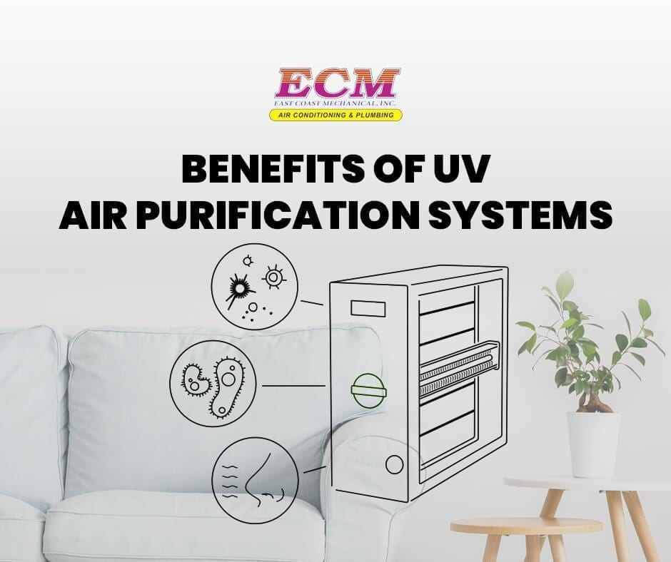 benefits of uv air purification