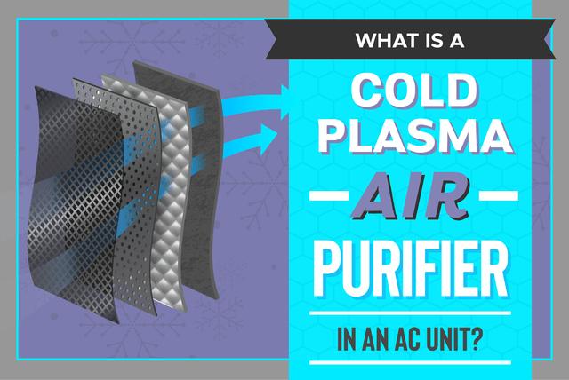 cold plasma air purifier
