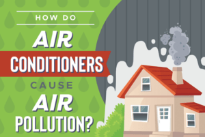 Air Conditioners Cause Air Pollution