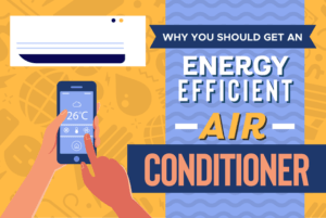 energy efficient air conditioner image