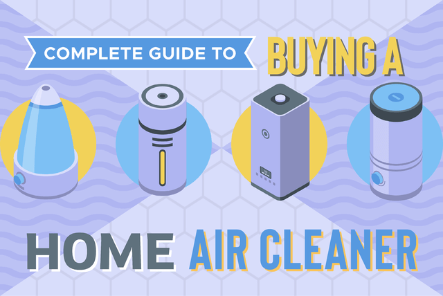 Complete Guide to Buying a Home Air Cleaner