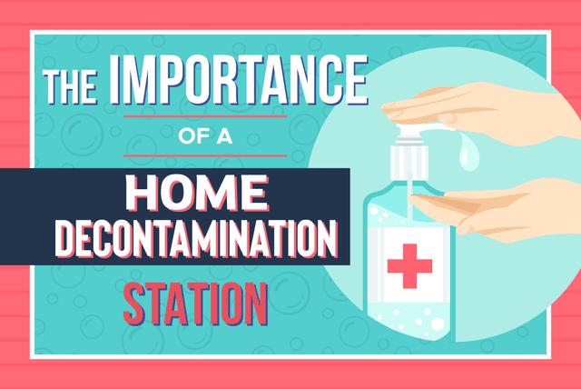 home decontamination station