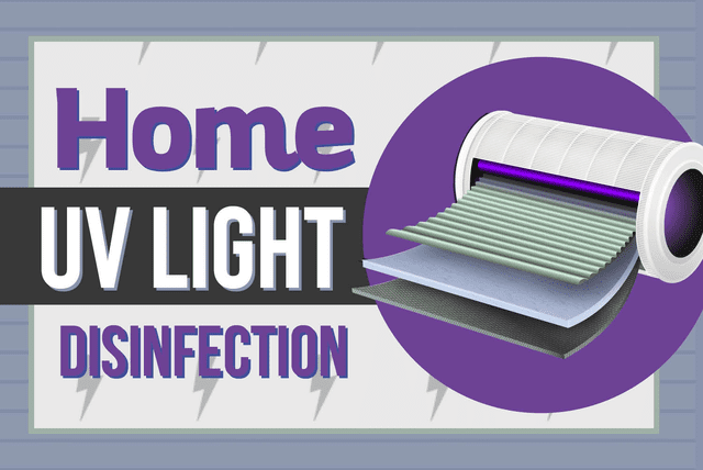 home uv light disinfection