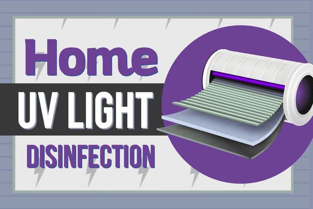 home uv light disinfection