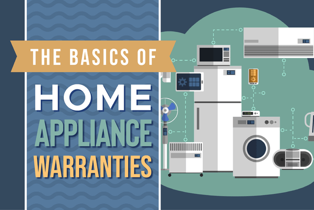 home appliance warranties