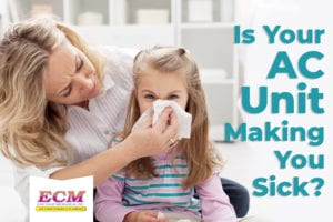 Is your AC Unit Making You Sick?