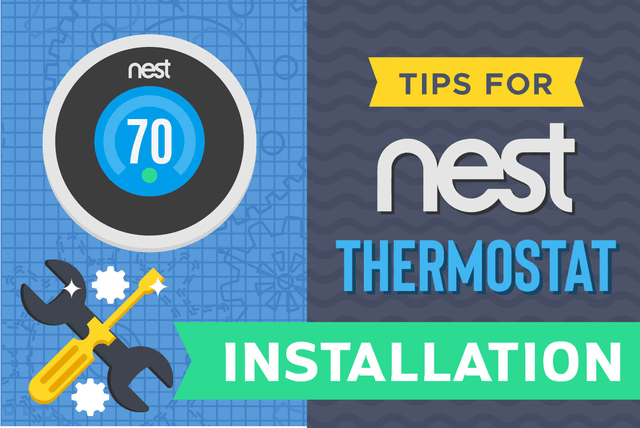 nest thermostat installation
