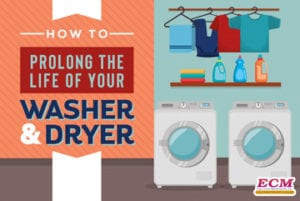 how to prolong the life of your washer