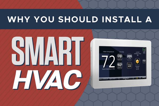 smart HVAC technology