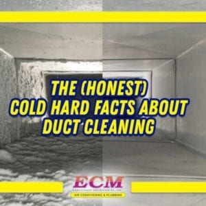Learn The Cold Hard Facts About Duct Cleaning