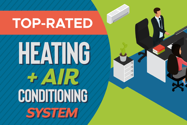 top rated heating and air conditioning systems