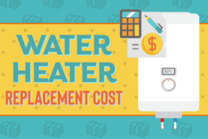 water heater replacement cost