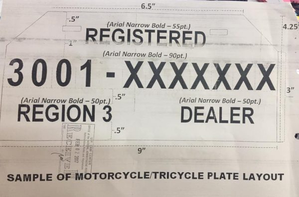 Know Your Car Registration Number