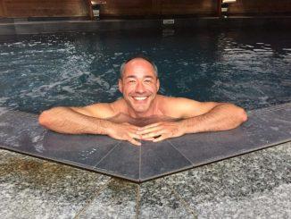 Bruno Savry, un passionné de natation