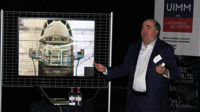 Le prospectiviste Jean Staune, invité par l'UIMM à dévoiler les clés de l'avenir