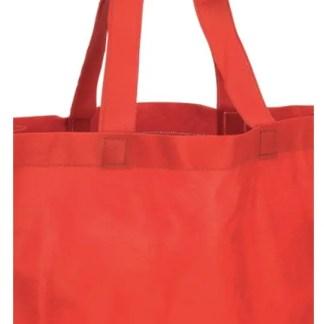 shopper in tnt rosso 38x42