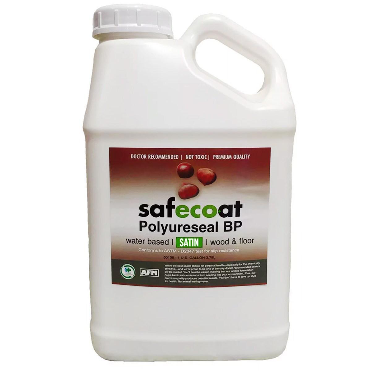 Polyureseal Bp Afm Safecoat Eco Building Products