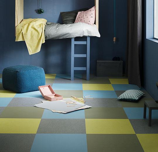 Forbo Marmoleum Click Cinch Loc Tile Flooring Eco