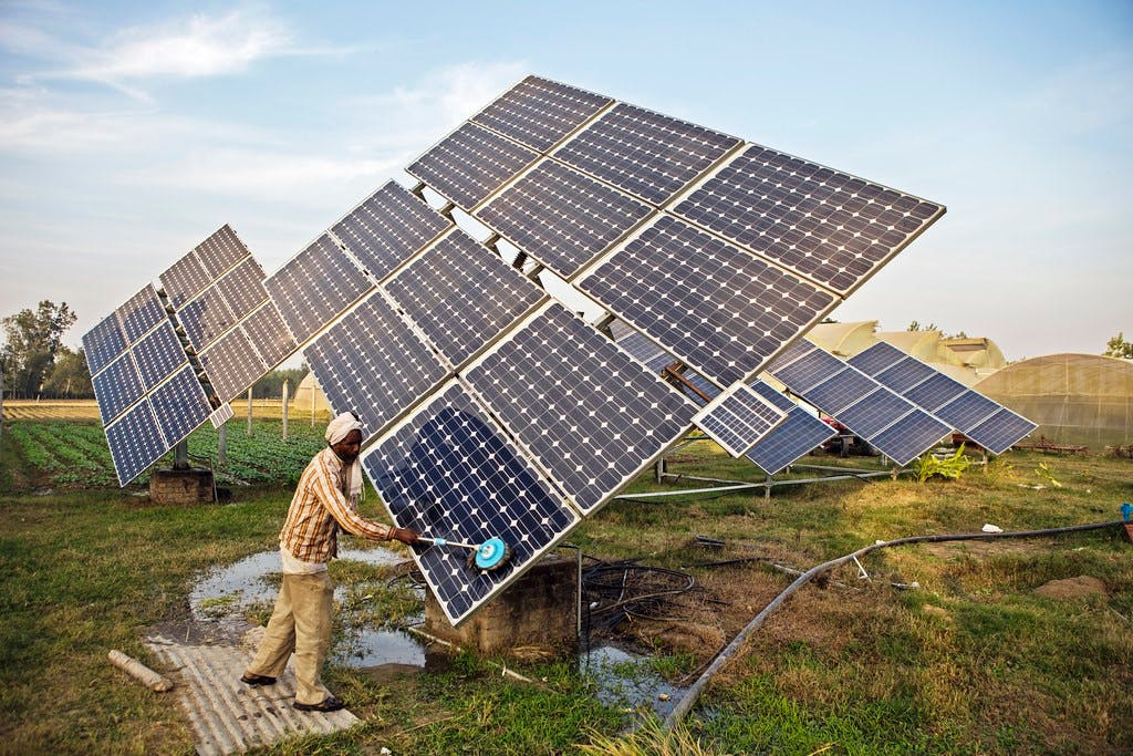 Costlier Solar Power A Fallout Of India China Border Clash News Eco Business Asia Pacific
