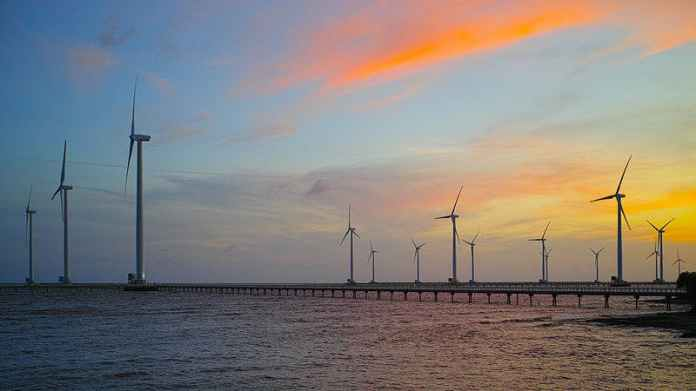 wind farm in vietnam 2015