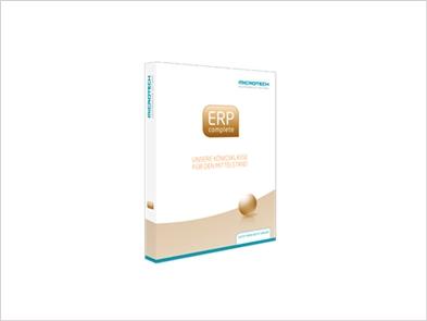 ERP complete von microtech - Die Königsklasse für den Mittelstand