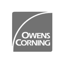 Logo client Owens Corning