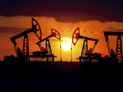Fossil Fuel Reserves - Oil well