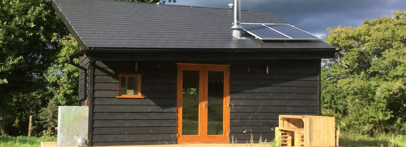 Three Tiny Holiday Homes, Three Eco-Loo Compost Toilets…