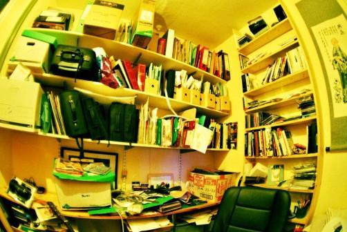 I love clutter