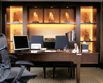 Presidential Suite - Private Study